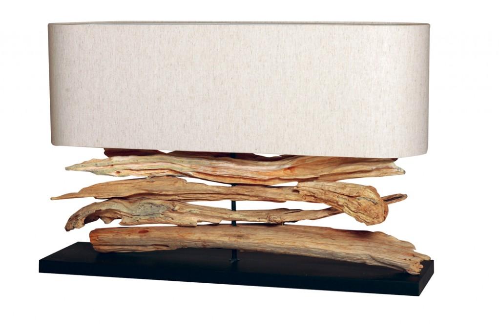 Lampen hout