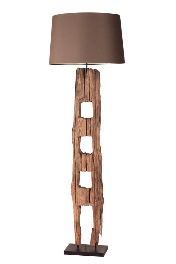 Lampen hout - Houten lamp vloot huis van de wereld ...