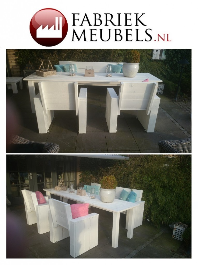 Steigerhouten meubelen Alkmaar