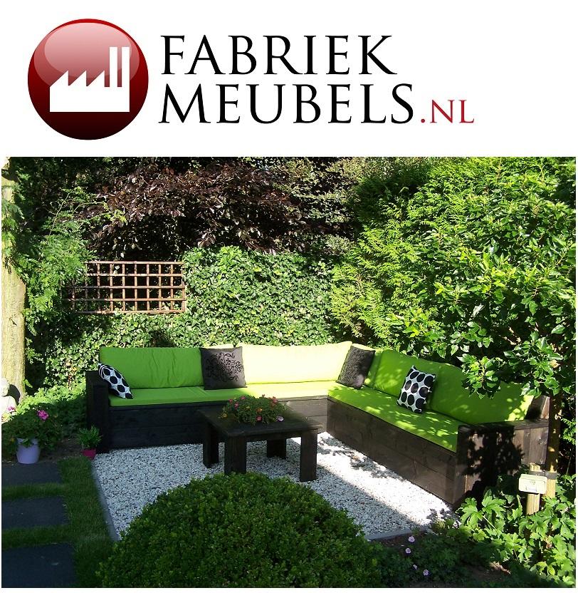 Steigerhout tuinmeubelen Alkmaar