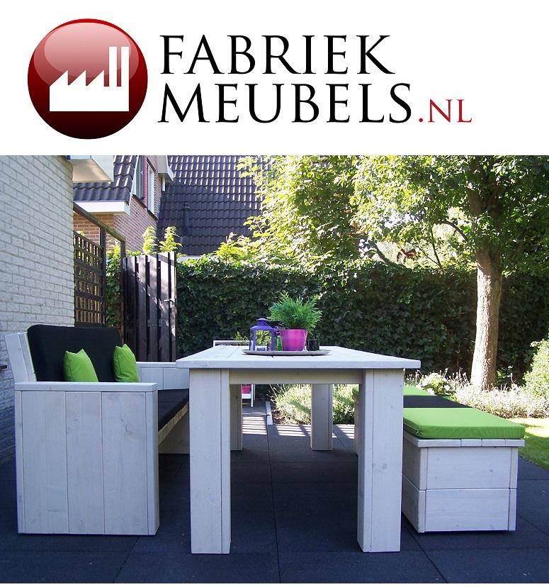 Steigerhouten meubels Alkmaar