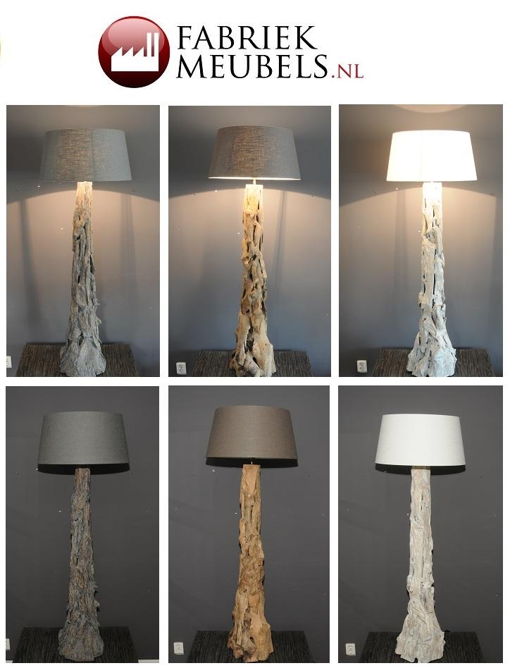 Bijzondere houten lampen for Aparte lampen