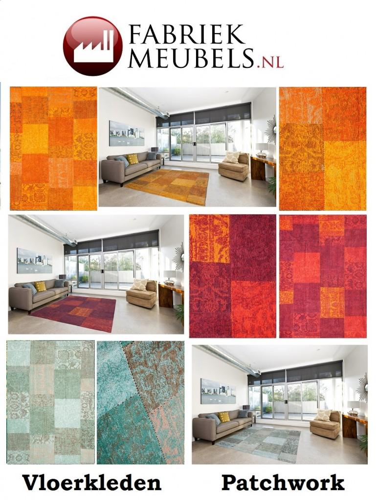Patchwork karpet